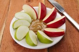 Apple & Peanut butter