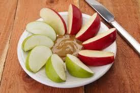 Apple & Peanut butter
